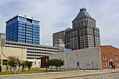 Greensboro Downtown